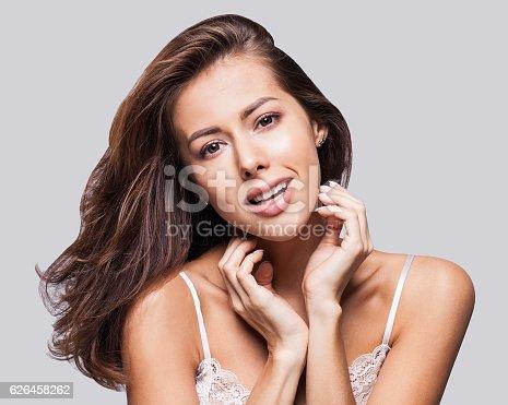 628536910 istock photo Close-up portrait of beautiful women 626458262