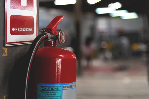 14 241 Fire Extinguisher Stock Photos Pictures Royalty Free Images Istock