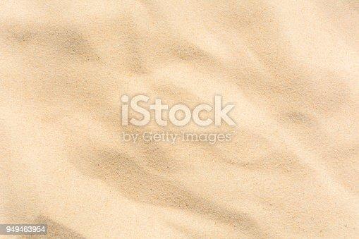 678719470 istock photo Closeup sand backgrounds 949463954
