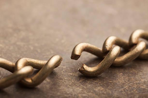 the broken chain