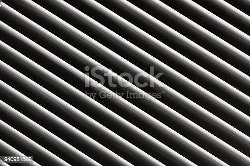 istock A close-up shot of a grille blinds. 940981566