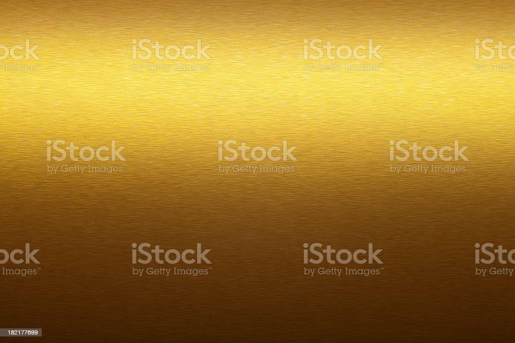 Nahaufnahme Schuss von abstrakten goldenen Hintergrund. – Foto