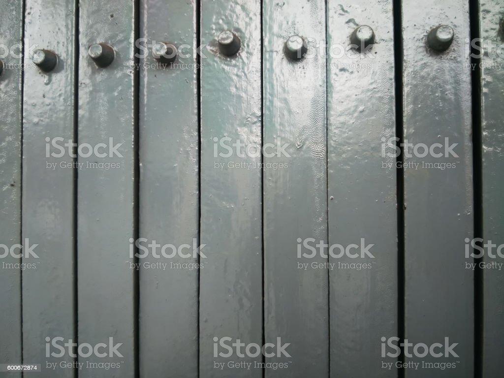 closeup shot of grey grilled door shutter royalty-free stock photo & Closeup Shot Of Grey Grilled Door Shutter stock photo 600672874 ... Pezcame.Com