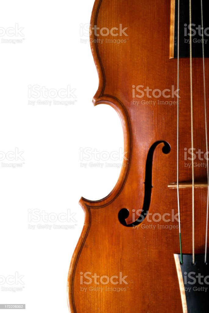 Barock-Geige – Foto