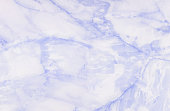 istock Closeup surface abstract marble pattern at the blue marble stone floor texture background 658333586