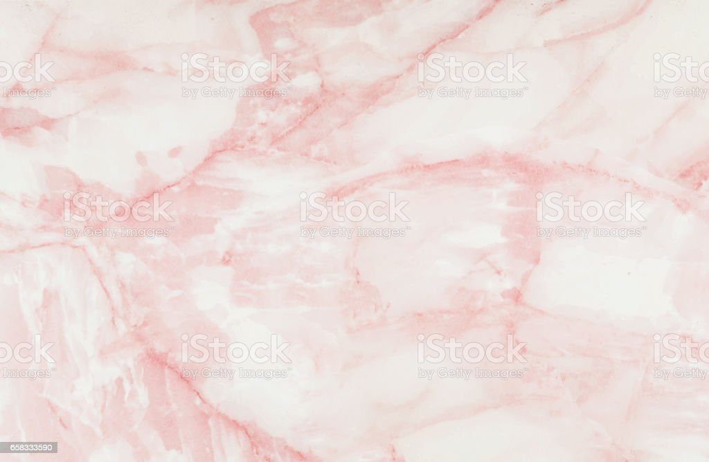 Closeup surface abstract marble pattern at the pink marble stone floor texture background stock photo
