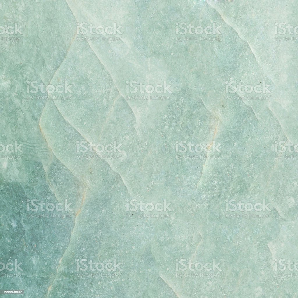 Closeup surface marble pattern at green marble stone wall textured background stock photo