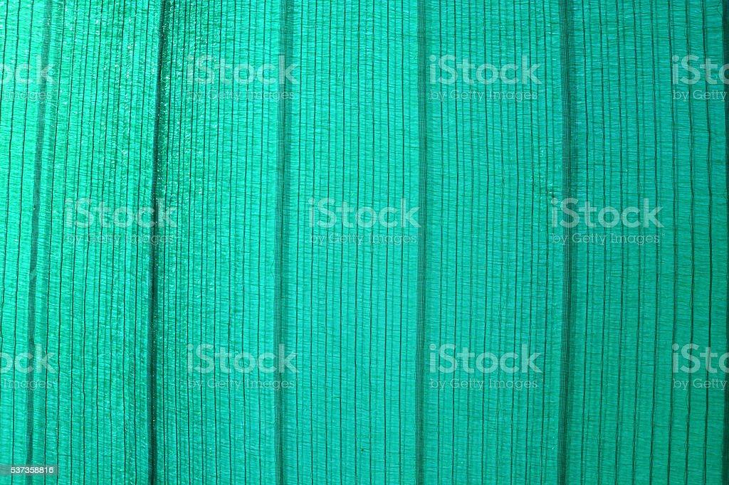 Closeup texture and detail of Saran filter stock photo