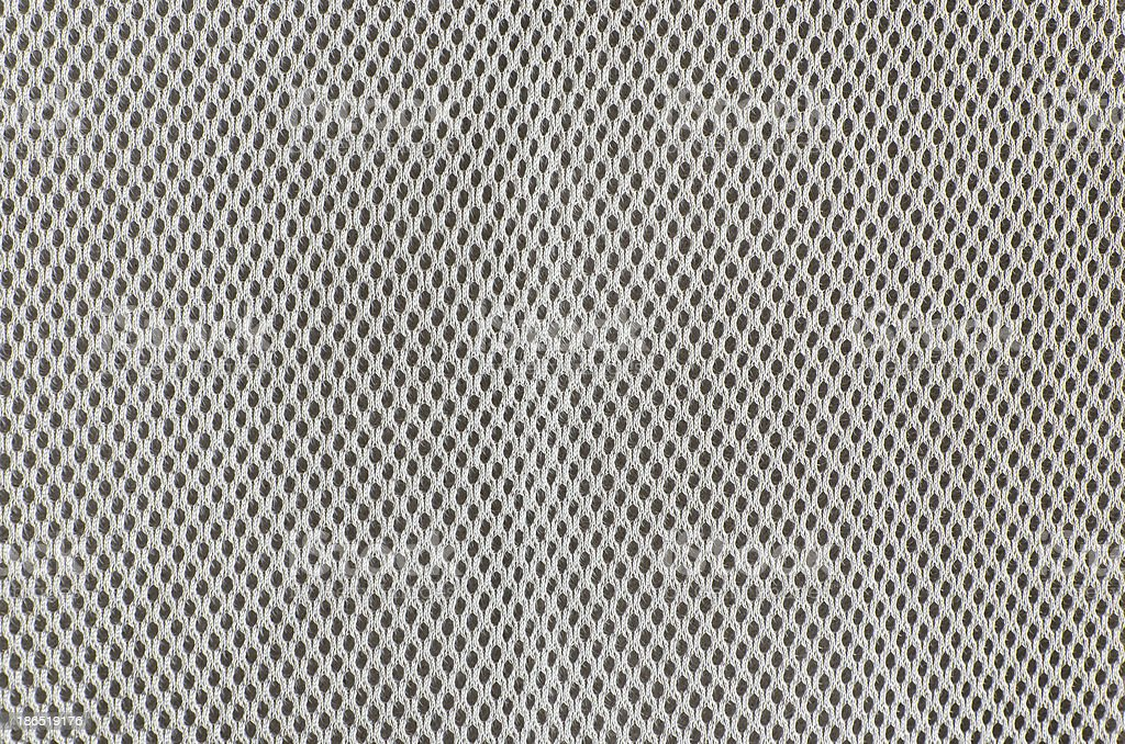 Closeup to gray fabric texture royalty-free stock photo
