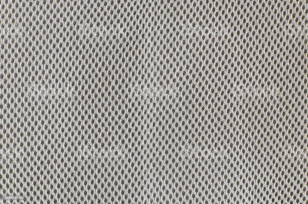 Closeup to gray fabric texture royalty-free stock photo