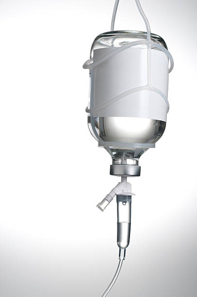 iv-behälter - dextrose stock-fotos und bilder