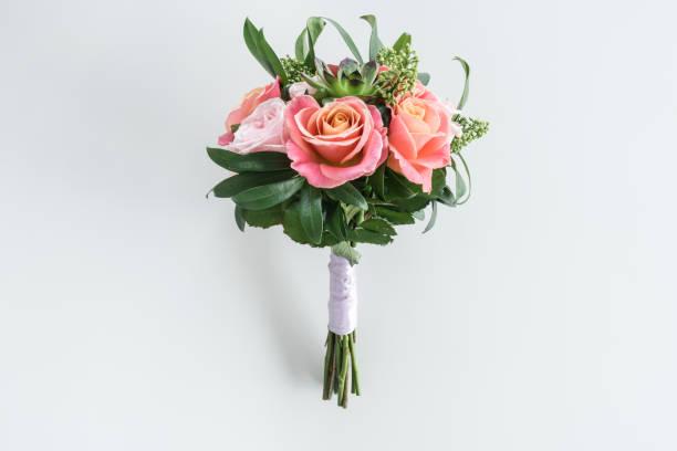 Closeup view of beautiful bouquet of roses and succulents isolated on picture id682595592?b=1&k=6&m=682595592&s=612x612&w=0&h=b8xhcs3cavpv1mgzrovqam3jnfd fsoj3mf4jgegrw4=