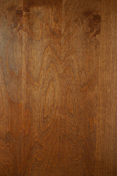Close-up view Pattern of wood grain stock photo