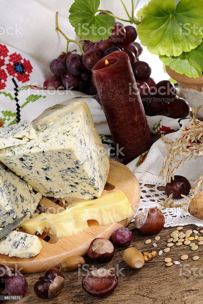 close-up, 과일, 블루 치즈 royalty-free 스톡 사진