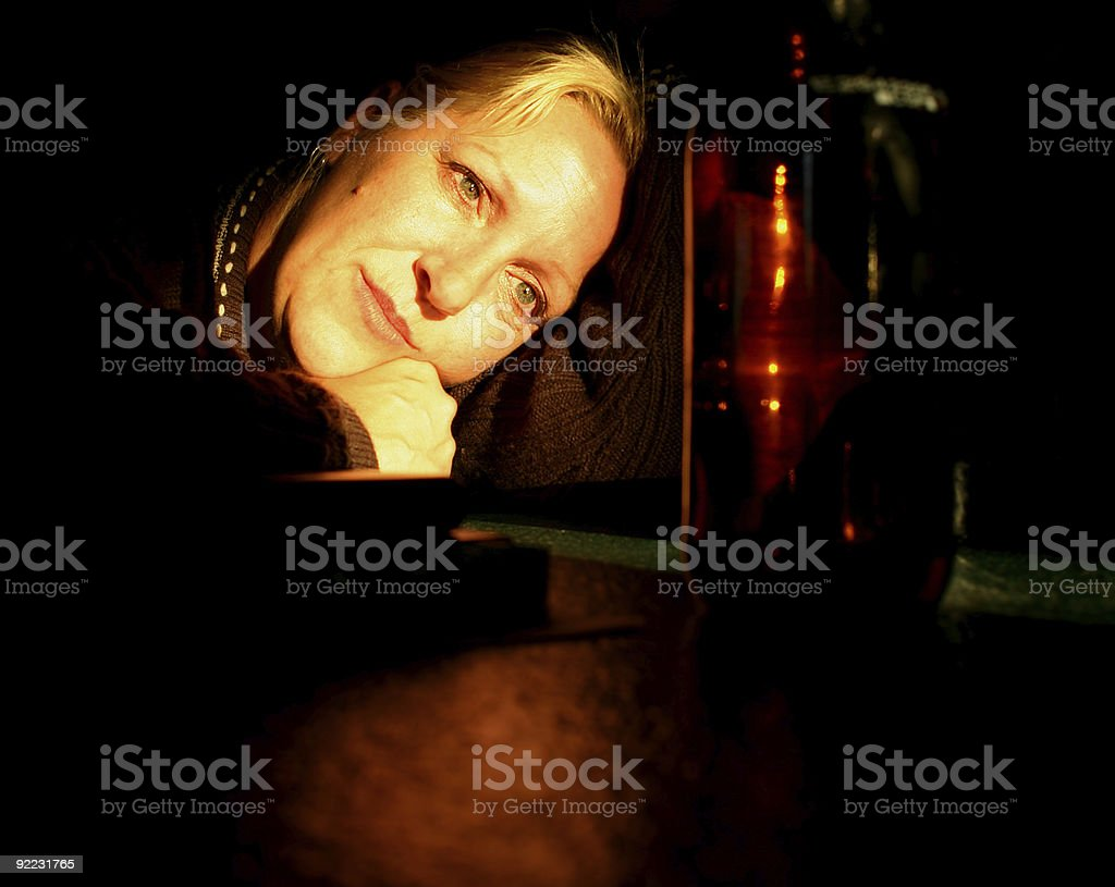 Closing Time royalty-free stock photo