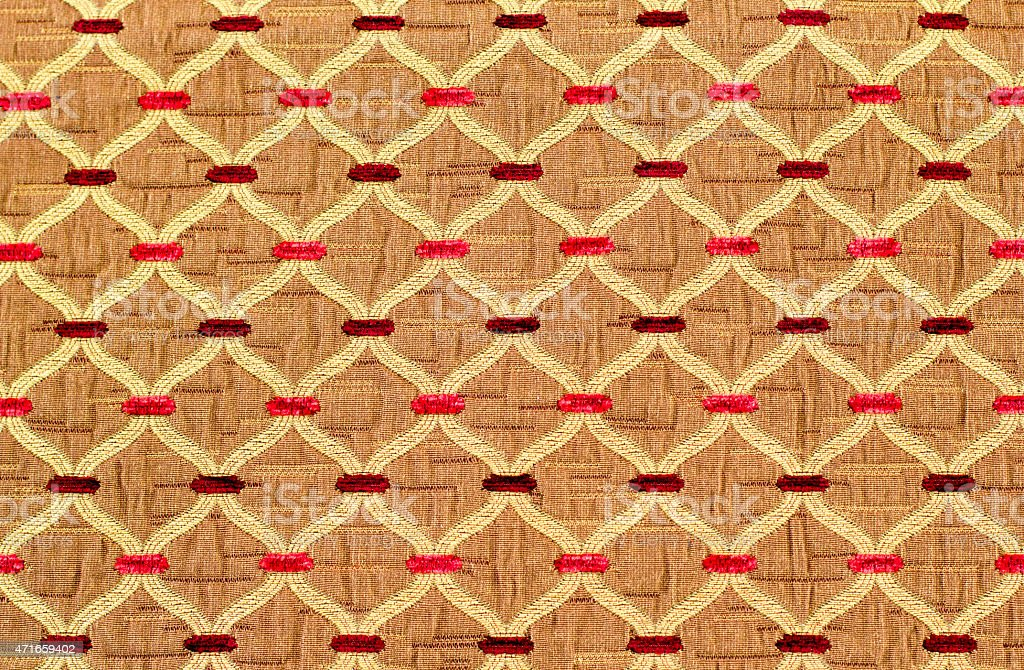 Cloth pattern stock photo