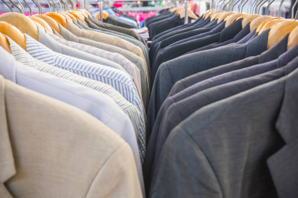 cloth - menswear stock photos and pictures