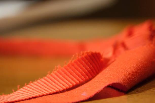 Cloth pieces - foto stock