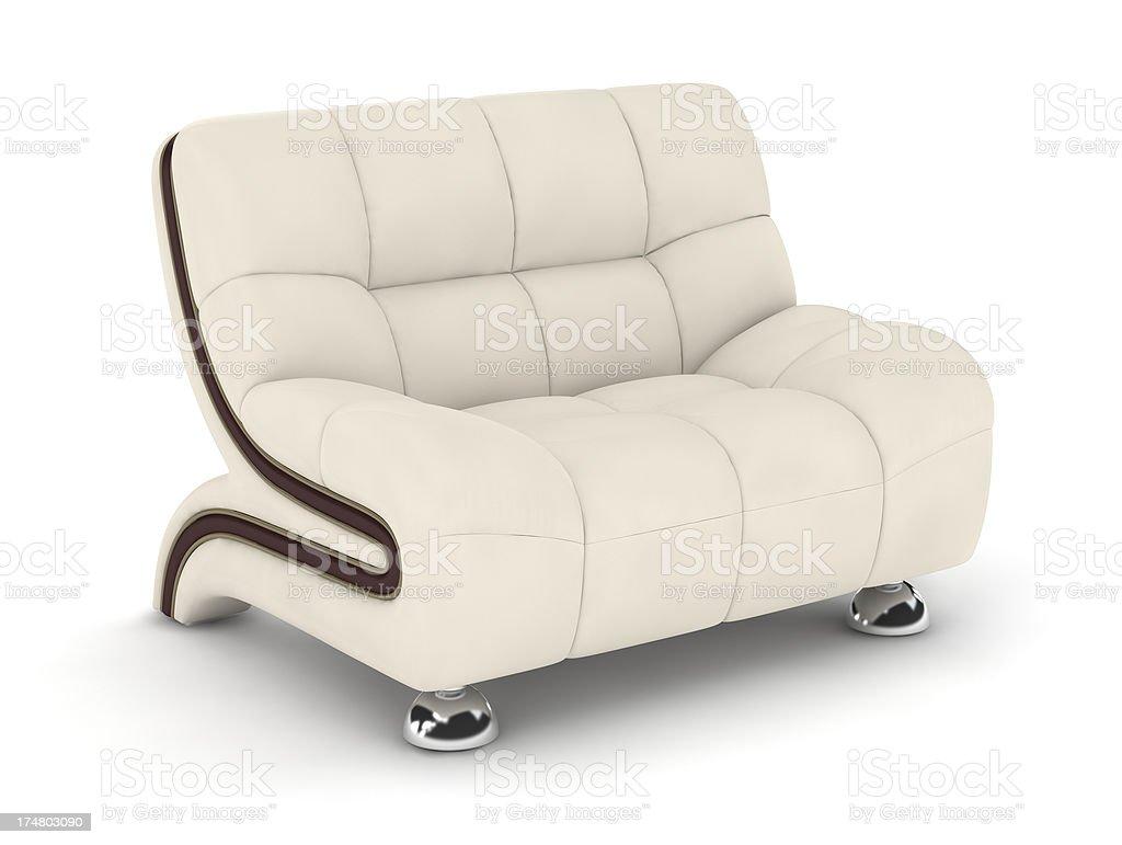 cloth sofa royalty-free stock photo