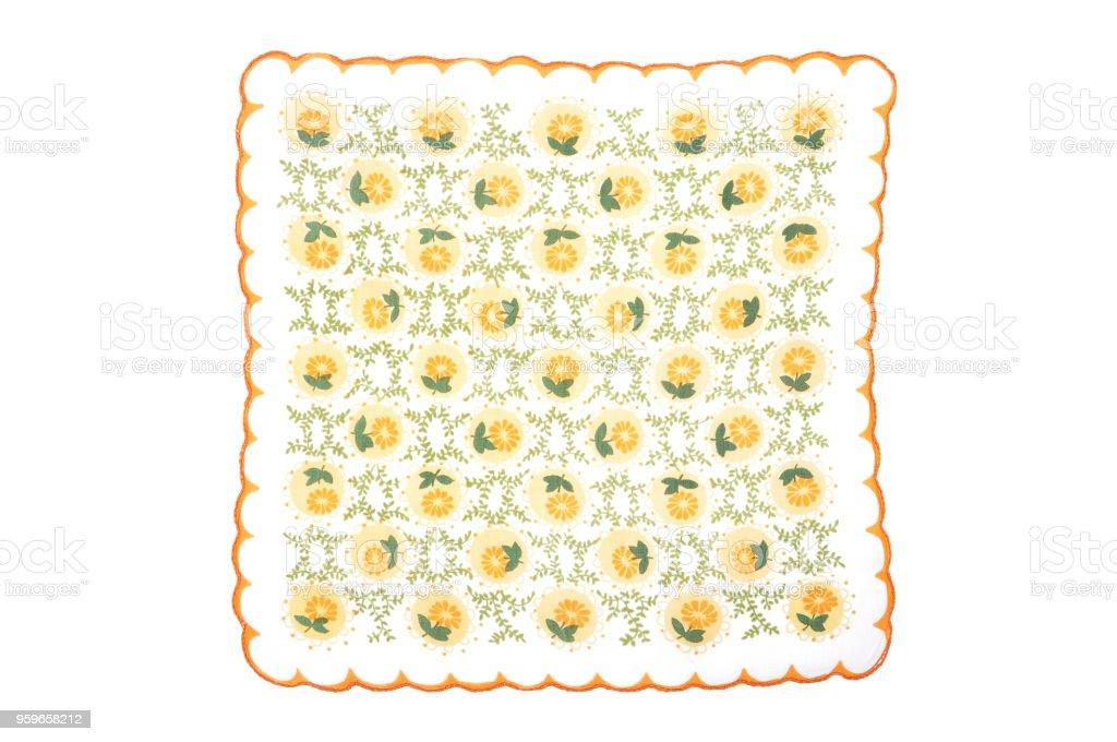 Tela con flores - Foto de stock de Alemania libre de derechos