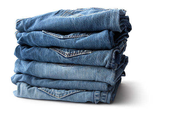 clothes: blue jeans - jeans stock photos and pictures