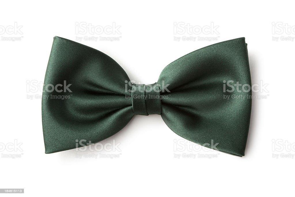 Clothes: Bow Tie stock photo