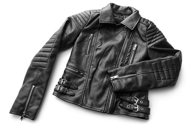 Clothes: Leather Jacket http://www.stefstef.nl/banners2/fashion.jpg leather jacket stock pictures, royalty-free photos & images