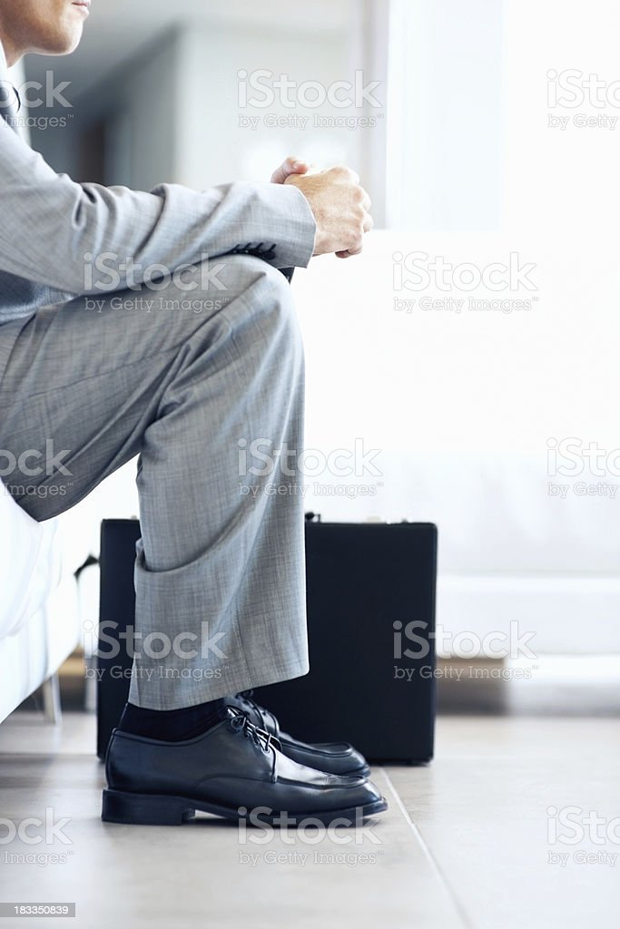 Clothes make the man royalty-free stock photo