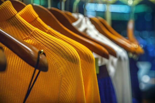 Clothes stock photo