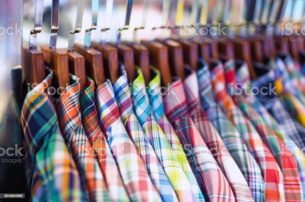 Clothes. stock photo