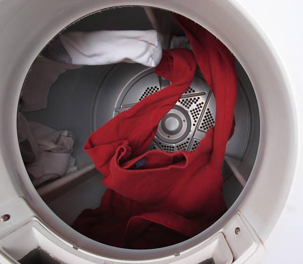 tumbling の衣類乾燥機 - 衣類乾燥機 ストックフォトと画像