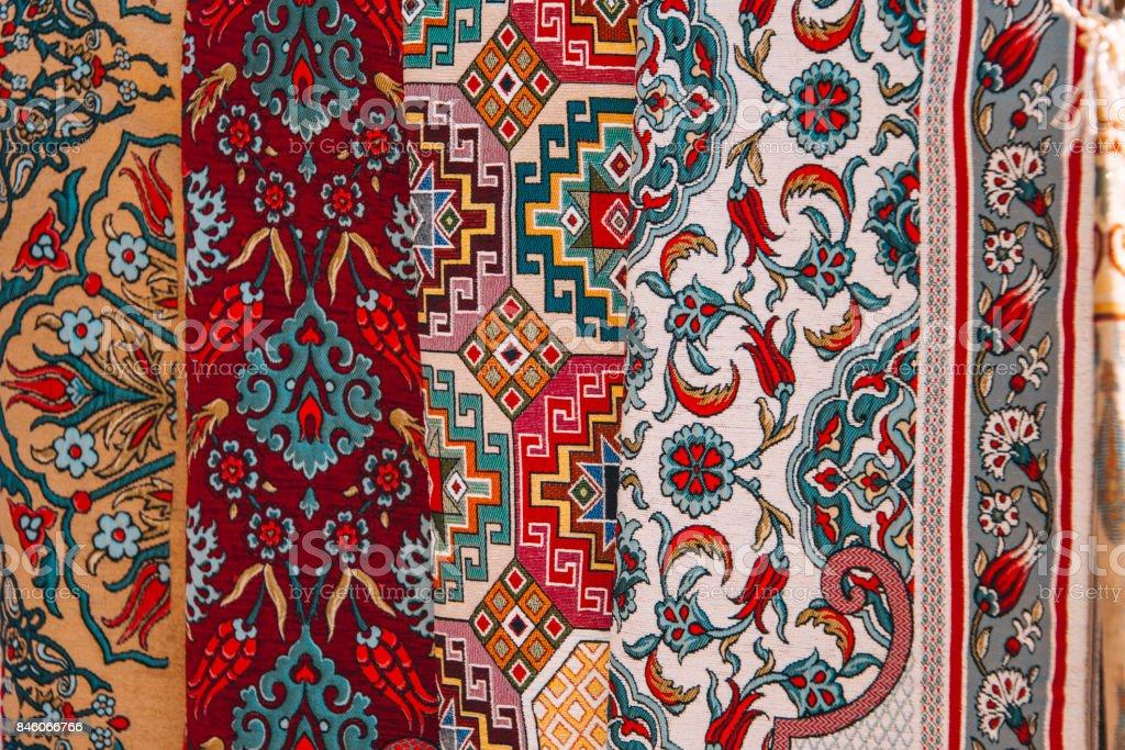 Arapça ile giysi tasarımı stok fotoğrafı
