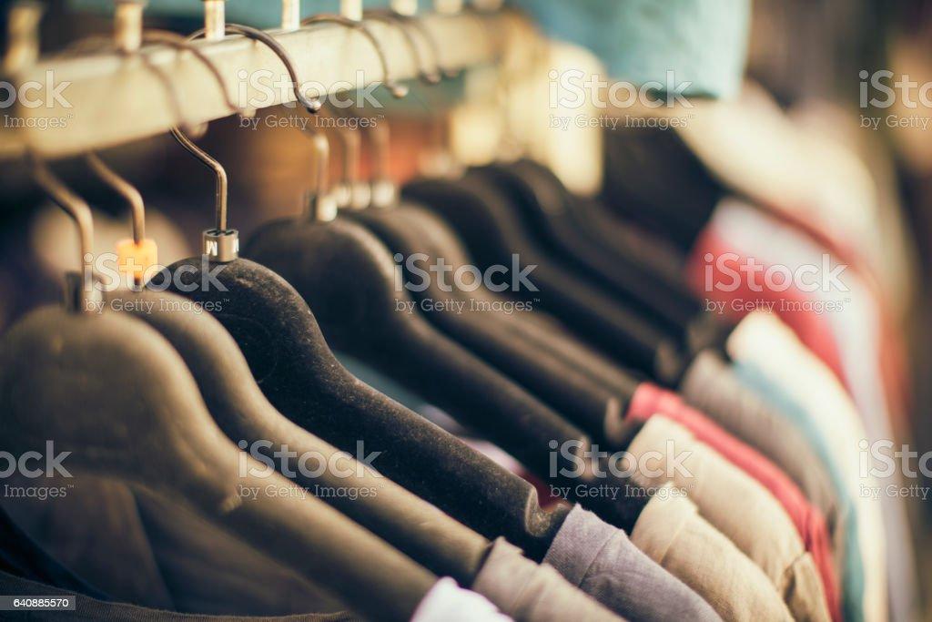 Kleidung Wahl – Foto