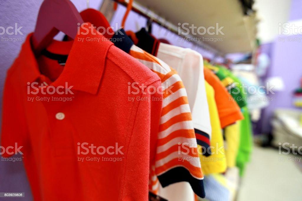 Clothing. stock photo