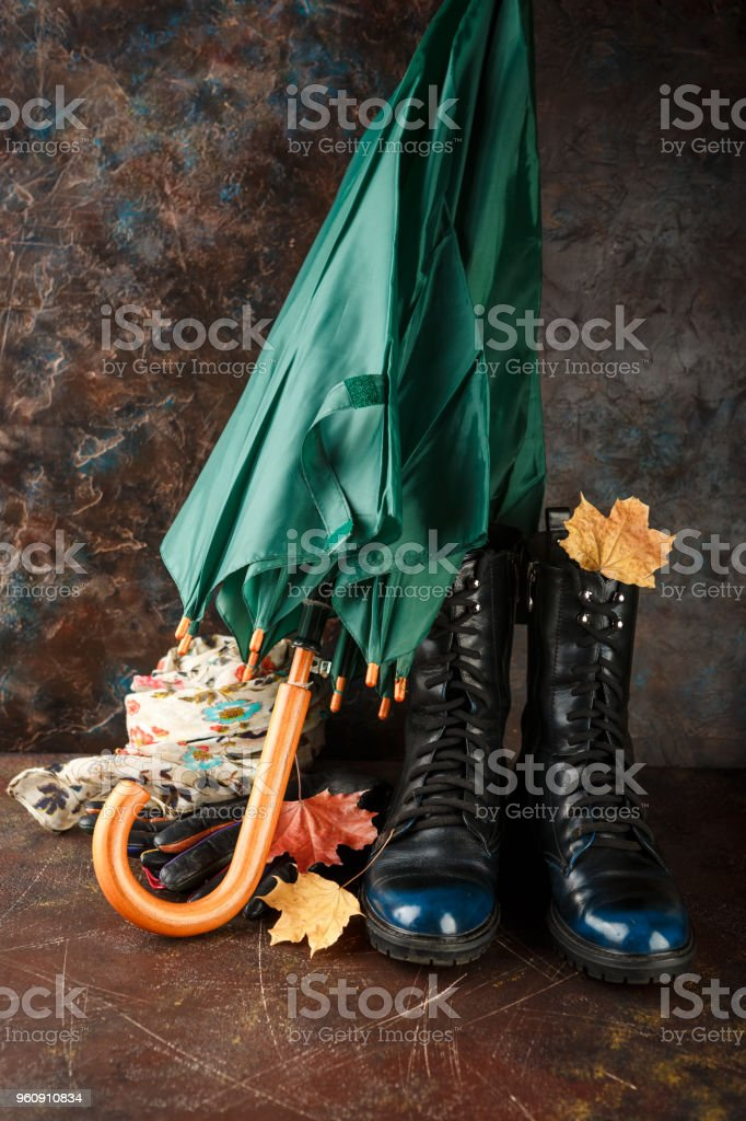 Bekleidung, Schuhe und Accessoires - Lizenzfrei Accessoires Stock-Foto