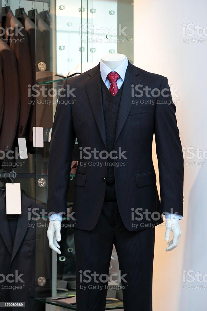Clothing Store royalty-free stock photo