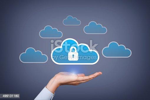 520592332istockphoto Cloud Computing Concept Data Security 499131180