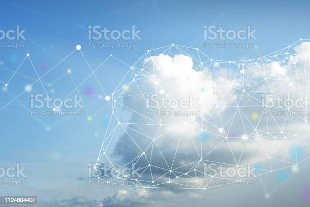 Photo of Cloud Computing Concept