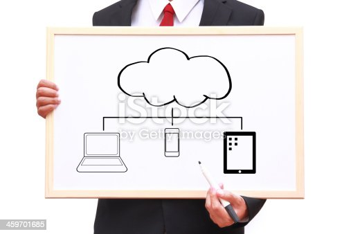 477843023 istock photo Cloud Computing concept 459701685