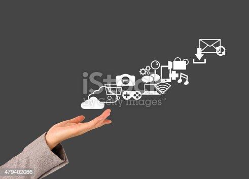 istock Cloud Computing Concept 479402086