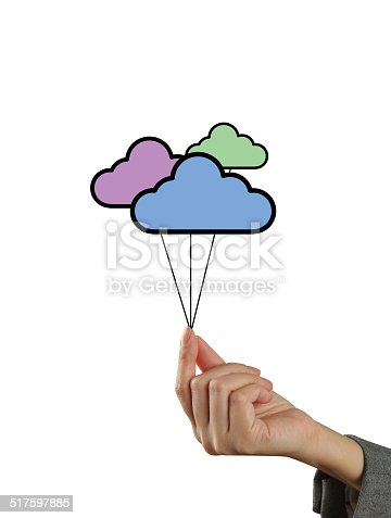 474953508 istock photo Cloud computing concept 517597885