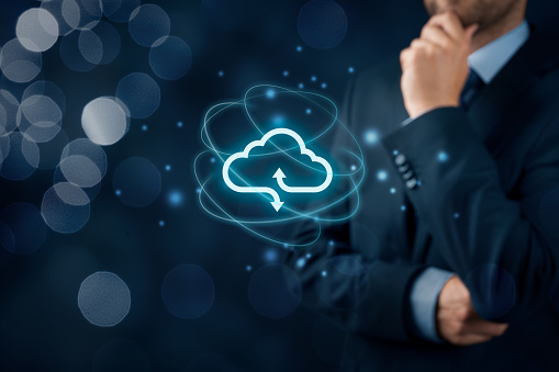 Cloud Computing Concept Stock Photo - Download Image Now