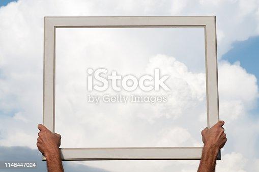 Cloud Computing Concept Sky
