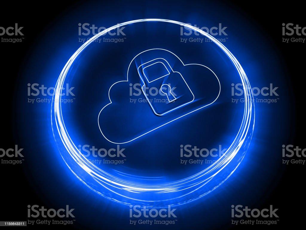 Cloud computing internet network security data storage