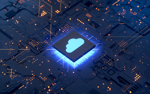 Cloud Computing Stock Photo - Download Image Now