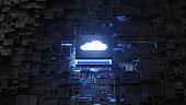 istock Cloud computing 1204620991