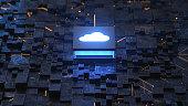 istock Cloud computing 1204724128