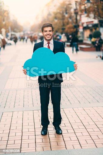 istock Cloud computing 499288338