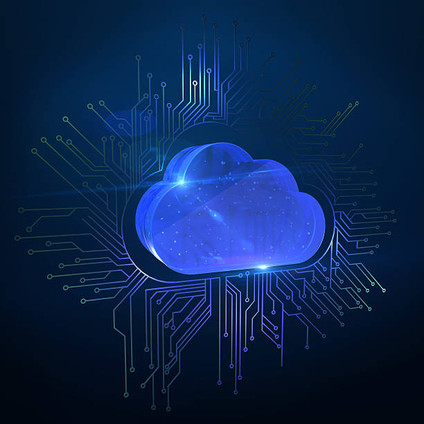 Cloud Computing Cloud Computing hybrid vehicle stock pictures, royalty-free photos & images