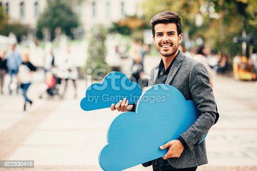 istock Cloud computing 522330415